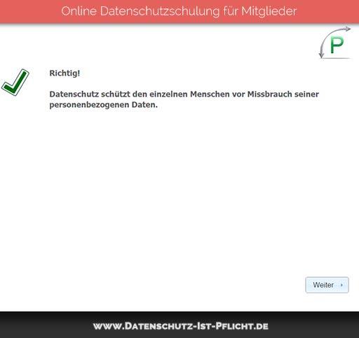 Datenschutzschulung | Vorschau | 04