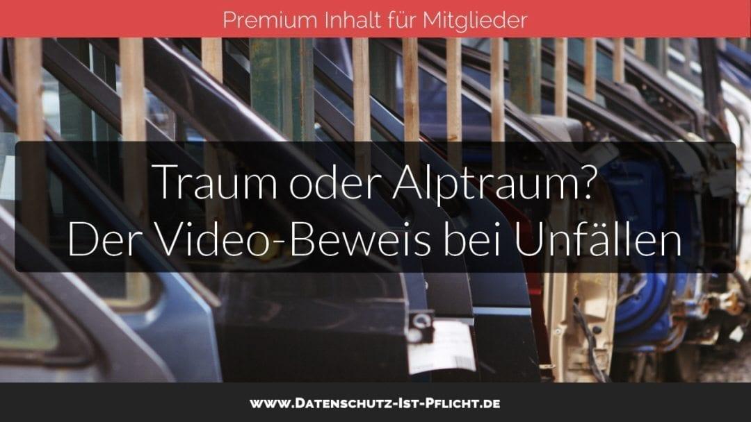 titel videoueberwachung unfall datenschutz ist pflicht. Black Bedroom Furniture Sets. Home Design Ideas