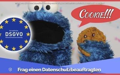 Warum bereiten Webseiten Cookies der DSGVO so viele Probleme?