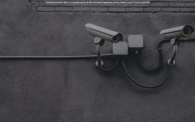 Datenschutz & Videoüberwachung, wie Du es richtig machst!