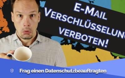 BGH Urteil! Deutsche Behörden lesen auch verschlüsselte E-Mails mit!