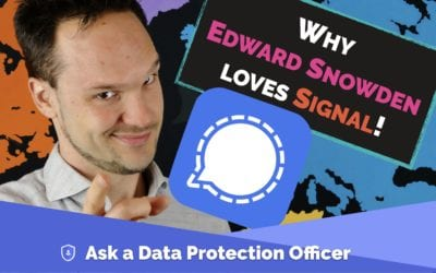 Why Edward Snowden uses Signal! A security check!