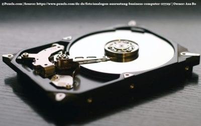 TeamDrive Spaces auf externer Festplatte; so gehts!