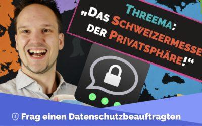 Threema: Der sicherste Messenger für Deine Privatsphäre!