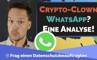 WhatsApp Analyse! Was ist nun mit Privatsphäre und Nutzungsbedingungen?